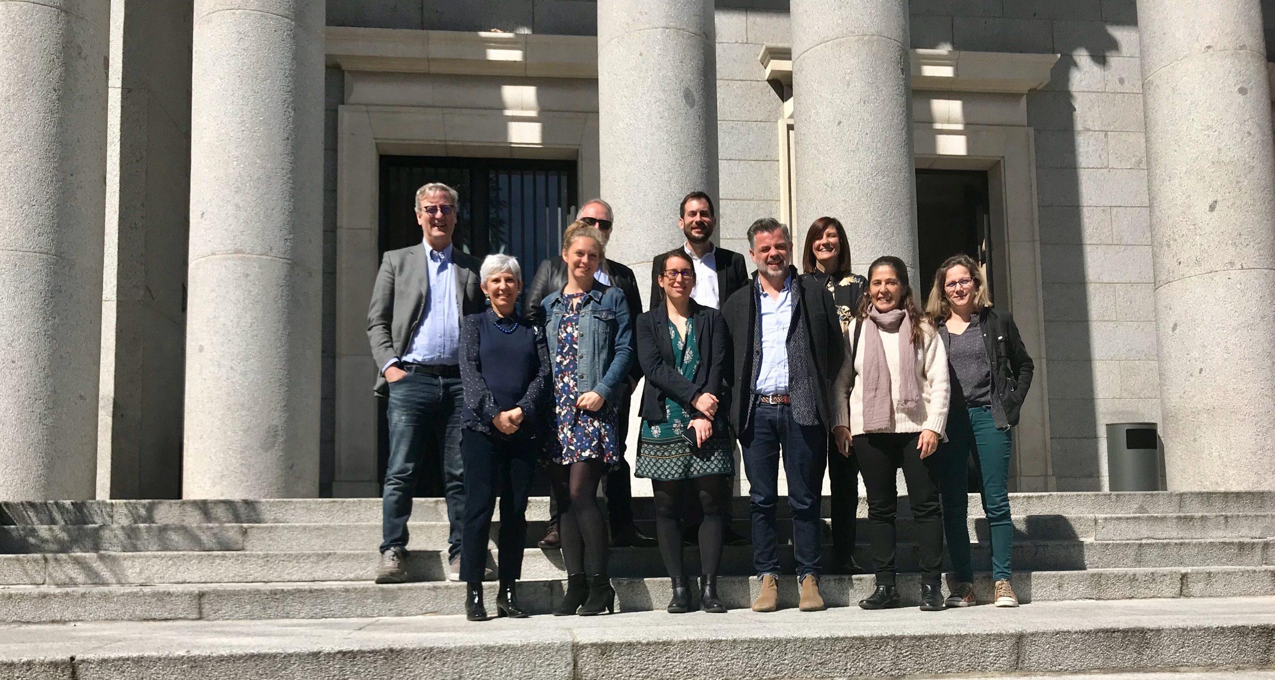 BIOVEGEN participa en el transnational meeting del proyecto BET