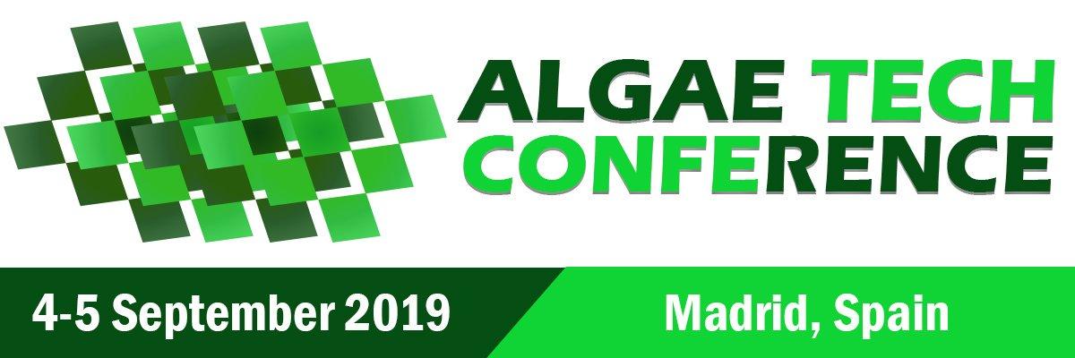 ALGAE TECH CONFERENCE 2019