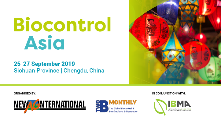 BIOCONTROL ASIA 2019