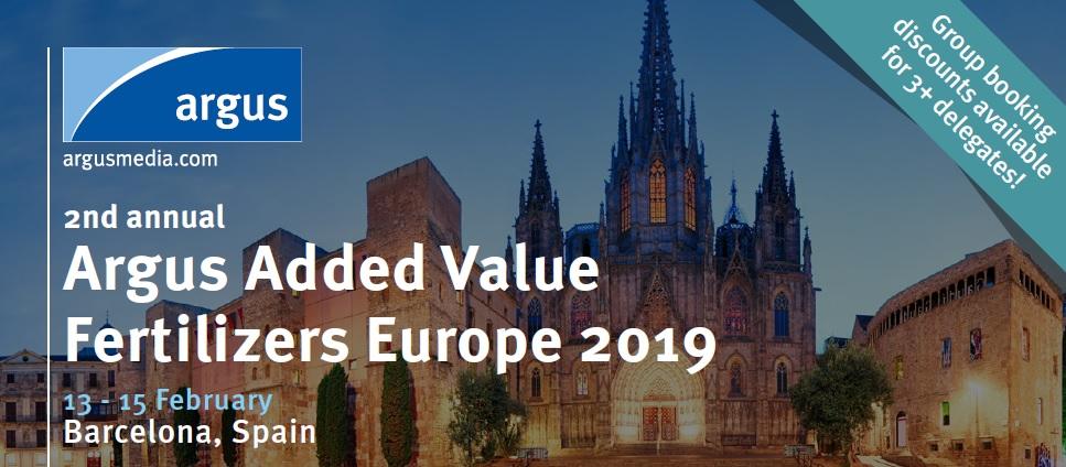 ARGUS ADDED VALUE FERTILIZERS EUROPE 2019