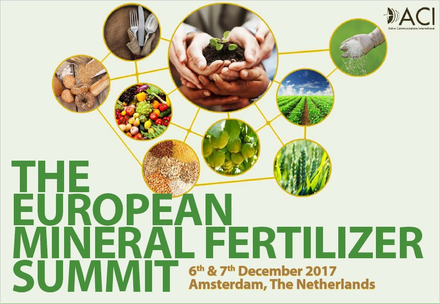 THE EUROPEAN MINERAL FERTILIZER SUMMIT