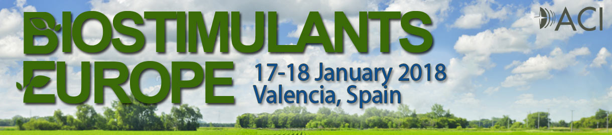 BIOSTIMULANTS EUROPE CONFERENCE