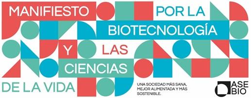 Adhesión de BIOVEGEN al Manifiesto AseBio por la biotecnología y las ciencias de la vida