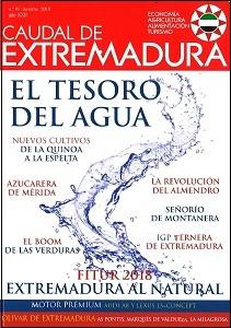 Artículo sobre el Grupo Operativo del Cáñamo en la revista Caudal de Extremadura