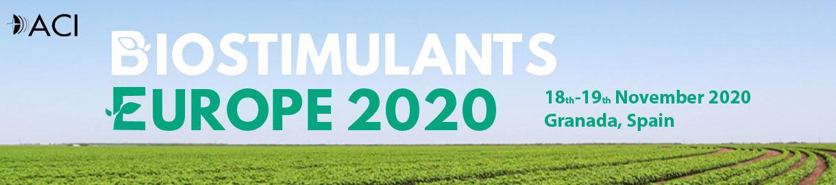 BIOESTIMULANTS EUROPE 2020