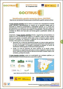NEWSLETTER GOCITRUS #3