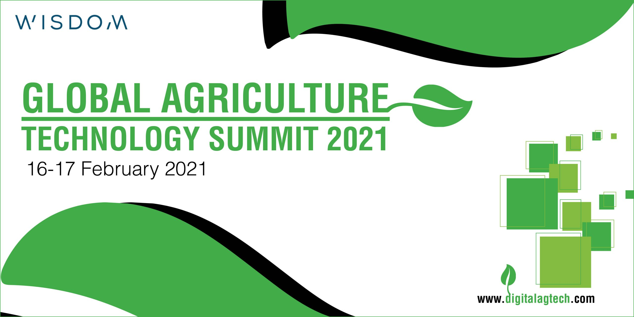 GLOBAL AGRICULTURE TECHNOLOGY SUMMIT 2021