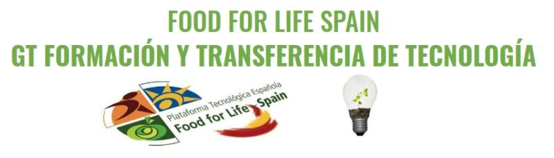BIOVEGEN participa en el GT «Formación y Transferencia de Tecnología» de Food4LifeSpain